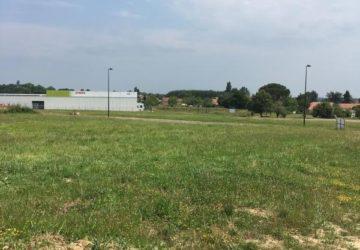 Terrain 2850 m2 Zone Artisanale d'Hagetmau