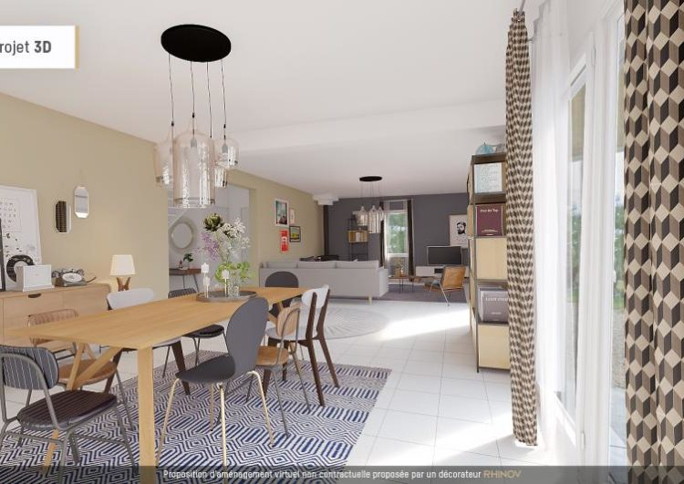 Villa contemporaine 182 m2 à Hagetmau