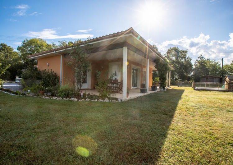 Villa contemporaine 128 m2 5 min Hagetmau