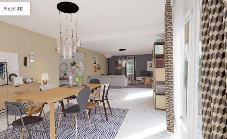 Villa contemporaine 182 m2 à Hagetmau 1
