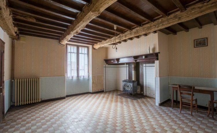 Maison de 1900 à rénover 2