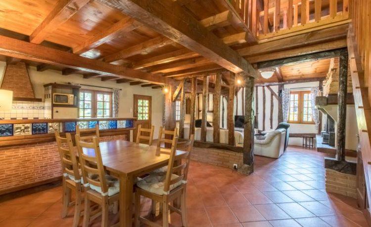 Maison landaise avec 3,6 hectares 3