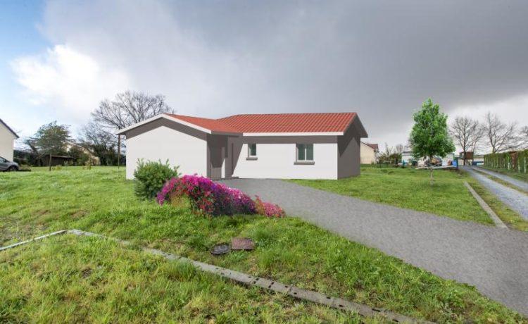 Arzacq-Arraziguet : terrain à acheter avec Agence de GEAUNE 1