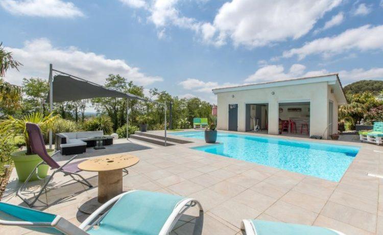 Splendide villa 5 min d'Amou 2