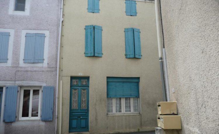 Maison de ville 6 pièces 1