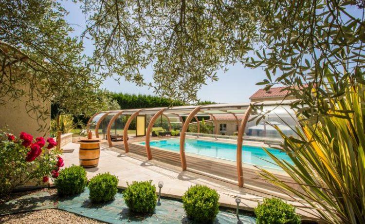 Maison d'exception avec piscine 2