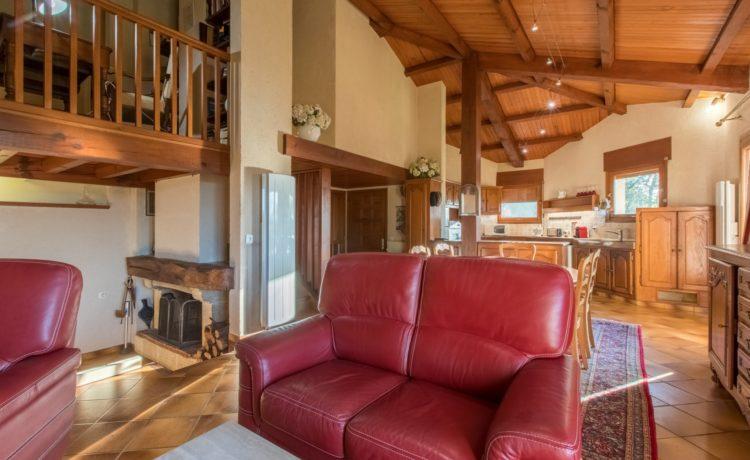 Maison 4 chambres avec 1,3Ha de terrain et  vue sur les Pyrénées 4