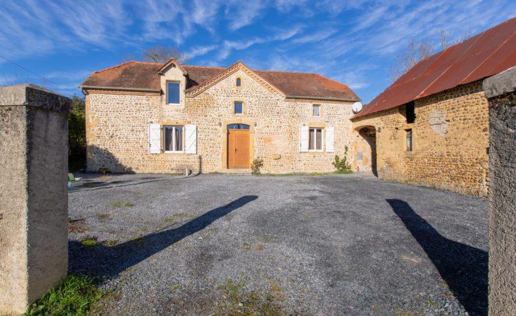 Maison béarnaise rénovée 1
