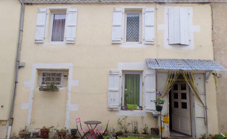 Maison de ville, 3 chambres, jardin clos 1