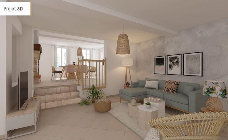 Maison de 94 m2 1