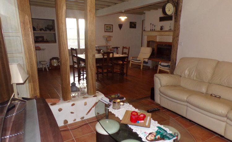 Maison ancienne rénovée 146 m2 2