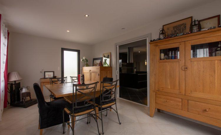 Maison contemporaine 3 chambres + bureau 4