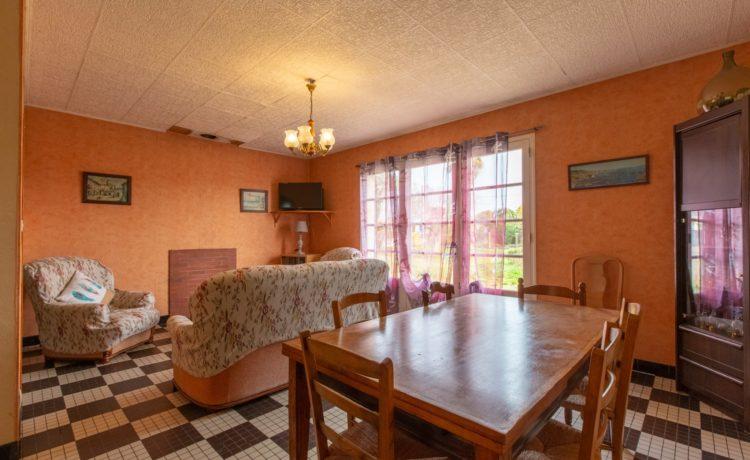 Maison de plain-pied 4 chambres 2