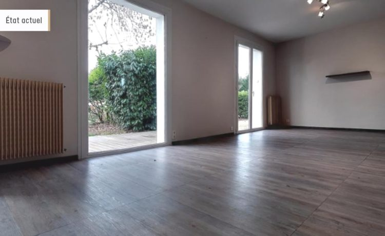 Maison 4 chambres + mezzanine, piscine, spa, terrain de 1073m2. 3