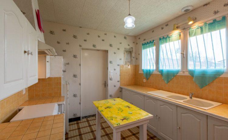 Maison de plain-pied 4 chambres 3