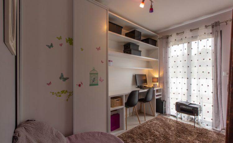 Maison contemporaine 3 chambres + bureau