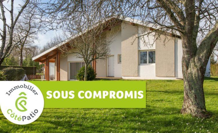 Superbe villa 153 m2 à 2 min d'HAGETMAU. 1