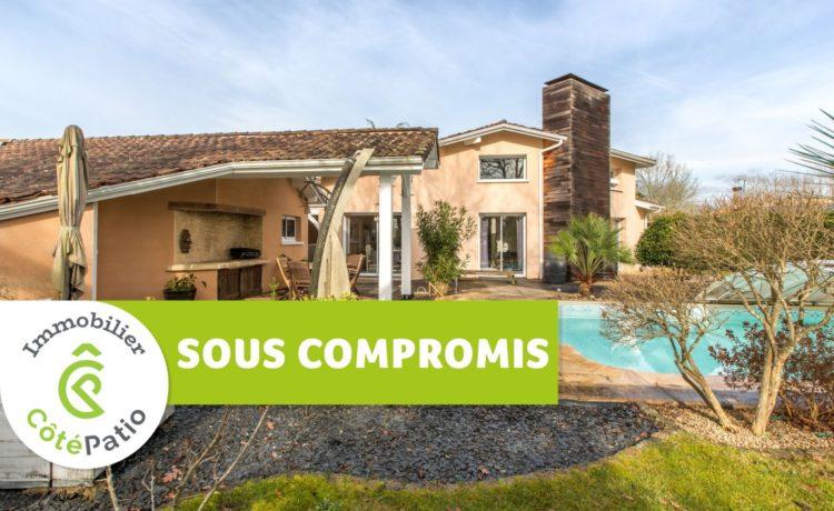 Villa d'architecte de 149 m2 avec piscine 1