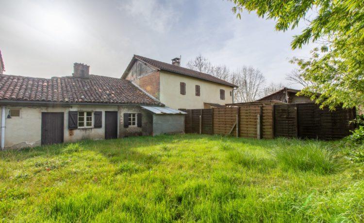 Maison de village à ré, over avec jardin 1