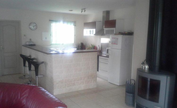 Maison récente 130 m2 - 4 Chambres