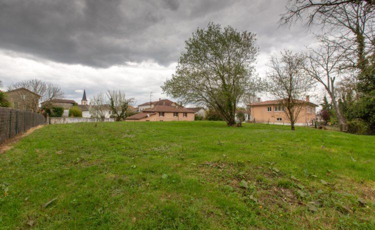 Maison centre-village