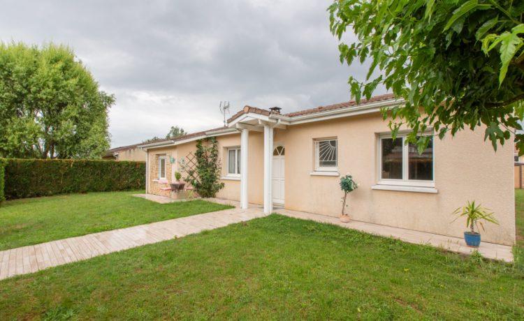Maison 4 chambres terrain 708 m2 1