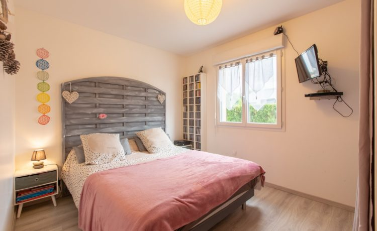 Maison 4 chambres terrain 708 m2