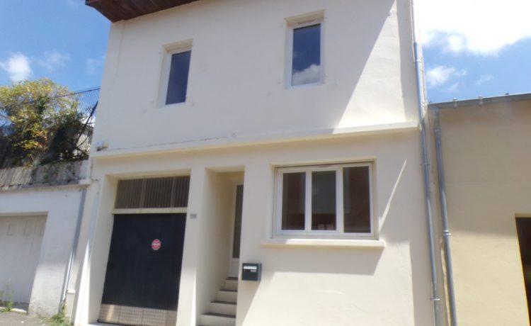 Maison centre ville rénovée 1