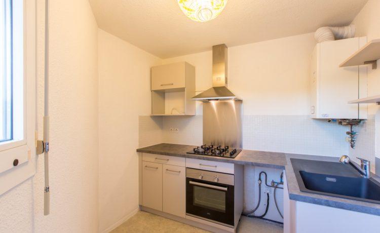 Appartement T2 avec cellier+balcon+parking 2