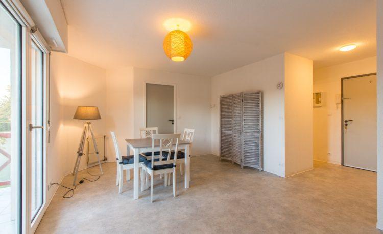 Appartement T2 avec cellier+balcon+parking 1