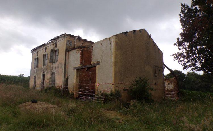 Bâtisse à restaurer 2