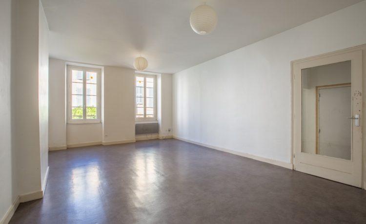Bel appartement type T3 2